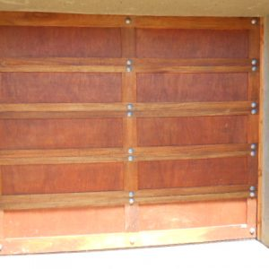 Single Studded Range Door