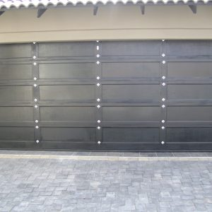 Double Studded Range Door