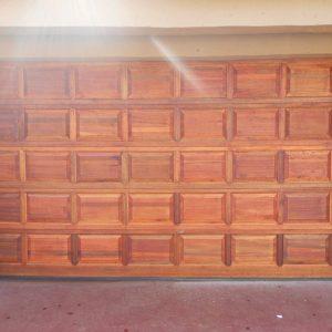 Double Standard Range Door